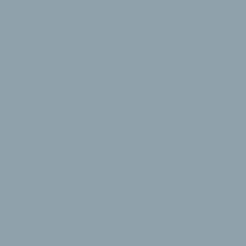 Vliesbehang uni blauw (dessin 2258-40)