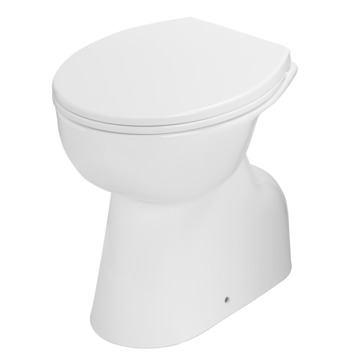 Atlantic Jim toilet PK verhoogd