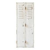 vtwonen deursticker locker wit (dessin 89349)