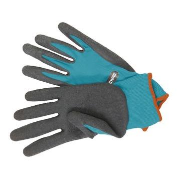 Gardena tuinhandschoenen Comfort maat M/8 grijs/blauw