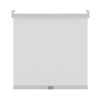 KARWEI rolgordijn koordloos lichtdoorlatend wit (833) 150 x 190 cm