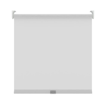 KARWEI rolgordijn koordloos lichtdoorlatend wit (833) 210 x 190 cm