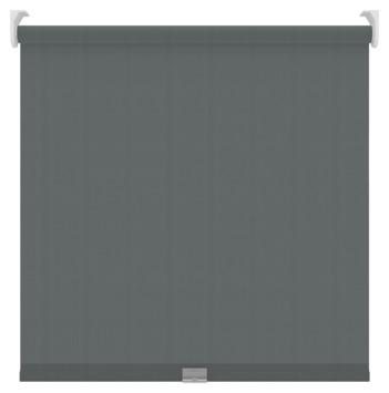 KARWEI rolgordijn koordloos lichtdoorlatend antraciet (5777) 60 x 190 cm