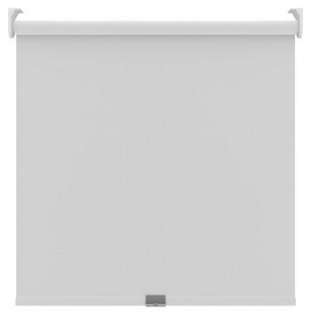 KARWEI rolgordijn koordloos verduisterend sneeuw wit (5715) 60 x 190 cm