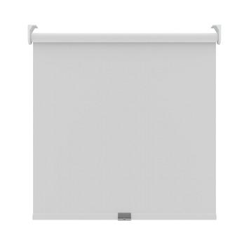 KARWEI rolgordijn koordloos verduisterend sneeuw wit (5715) 90 x 190 cm