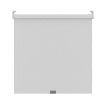 KARWEI rolgordijn koordloos verduisterend sneeuw wit (5715) 210 x 190 cm (bxh)