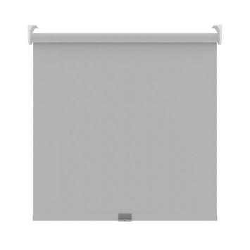 KARWEI rolgordijn koordloos verduisterend licht grijs (5733) 90 x 190 cm