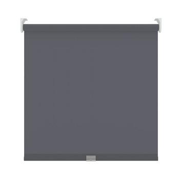 KARWEI rolgordijn koordloos verduisterend antraciet (5756) 90 x 190 cm (bxh)