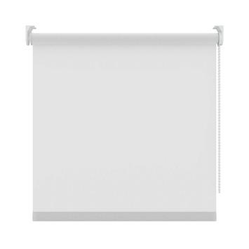 KARWEI rolgordijn lichtdoorlatend wit (833) 60 x 250 cm (bxh)
