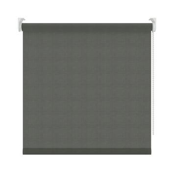 KARWEI rolgordijn lichtdoorlatend antraciet (5742) 90 x 250 cm
