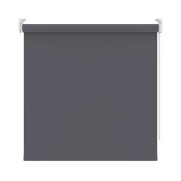 KARWEI rolgordijn verduisterend antraciet (5756) 240 x 190 cm (bxh)