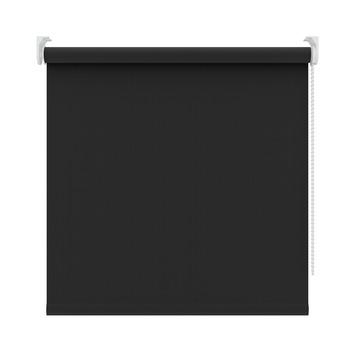 KARWEI rolgordijn verduisterend zwart (5098) 90 x 250 cm