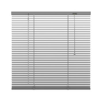 KARWEI horizontale aluminium jaloezie 16 mm wit (201) 100 x 250 cm