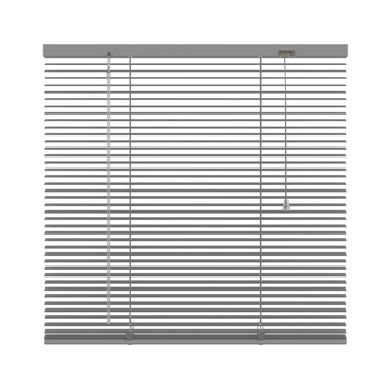 KARWEI horizontale aluminium jaloezie 16 mm wit (201) 120 x 130 cm (bxh)