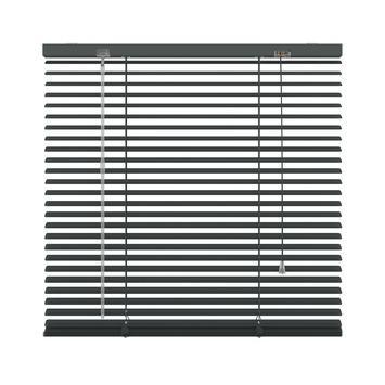 KARWEI horizontale aluminium jaloezie 25 mm antraciet (226) 100 x 130 cm (bxh)