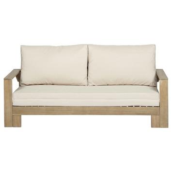 Loungebank Evora uitschuifbaar 194x73 cm