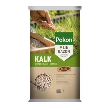 Pokon kalk voor gazon en siertuin (zak 5 kg)