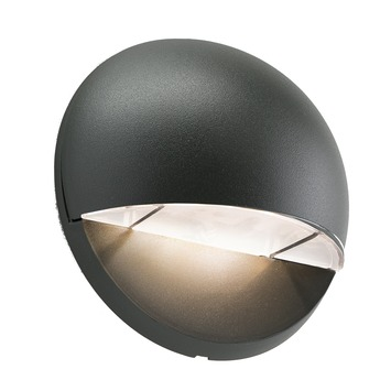 Ludeco buitenlamp Vidar 12V zwart