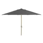 Zweefparasol Zwart Vierkant.Karwei Parasols Kopen Voor In De Tuin Of Op Het Balkon