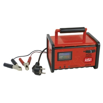 Carpoint acculader 2in1 6/12V