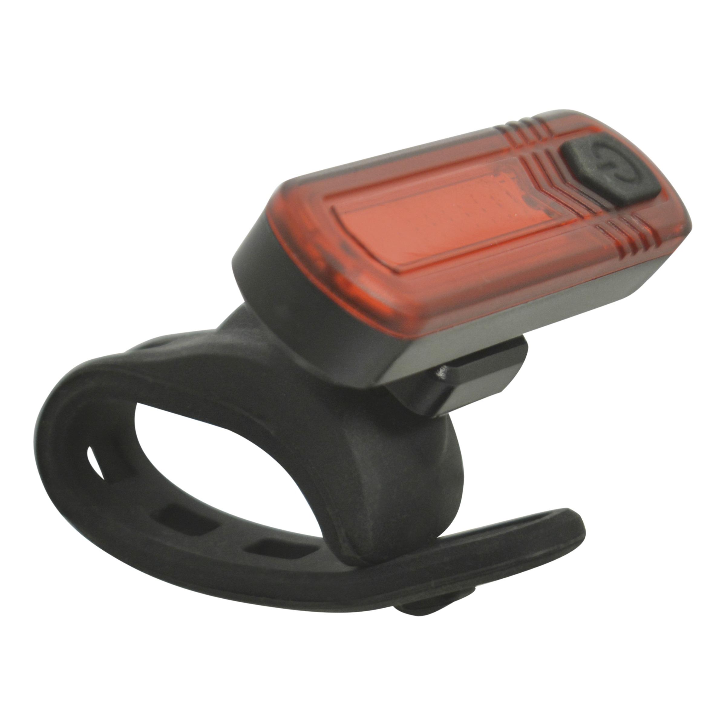 Dresco Achterlicht COB LED USB Oplaadbaar
