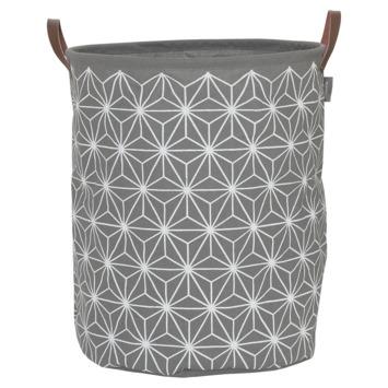 Sealskin Wasmand Triangles Polyester Grijs