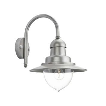 Philips buitenlamp Raindrop staal