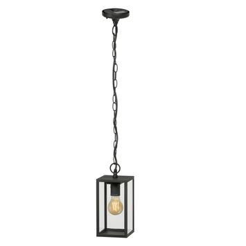 Garden Lights hanglamp Andrea zwart 12 Volt
