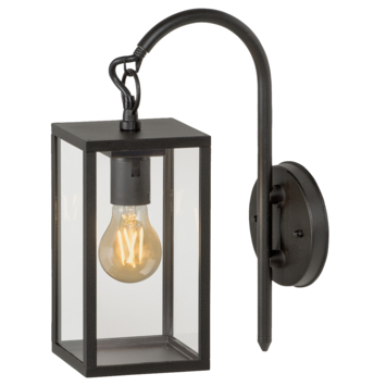 Garden Lights buitenlamp Columba zwart 12 Volt