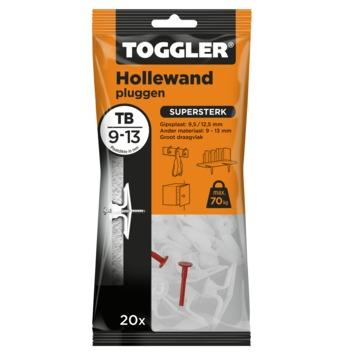 TOGGLER hollewandplug TB (20 stuks)