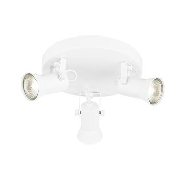 KARWEI spot Mic mat wit 3-lichts
