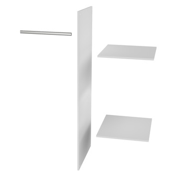 Kast Connect interieurpakket 2 deurs met lade