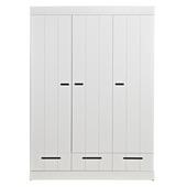 Kast Connect wit 3 deurs met lade
