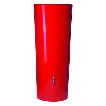 Garantia Regenton met plantenbak rood 350 Liter