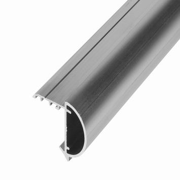 Aquaplan Dakrandprofiel met Kraal Aluminium 26 mm x 18 mm 100 cm