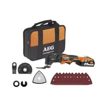 AEG multitool Omni 18C LI 202B set