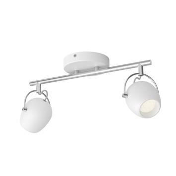 Philips spot Rivano 2-lichts wit