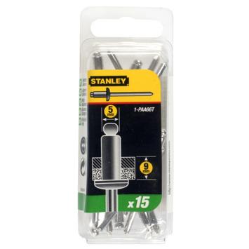 Stanley popnagel 5x9mm