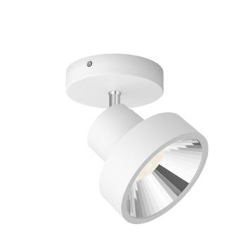 Philips spot Bukko 1-lichts wit