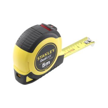 Stanley rolbandmaat 5m duallock