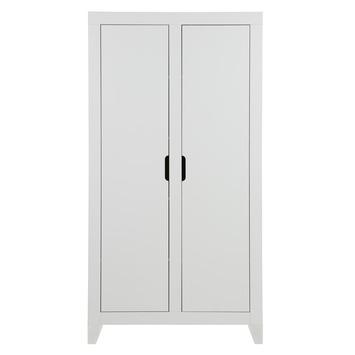 WOOOD Draaideurkast Elona 2-deurs  190x100x46cm