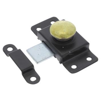 HANDSON Krukschuif zwart 30 mm