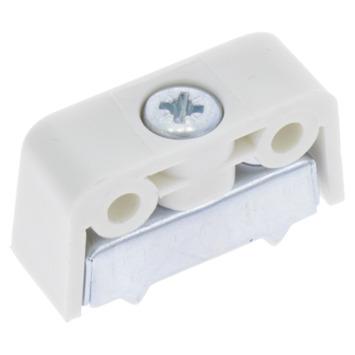 HANDSON paneelverbinder wit (4 stuks)