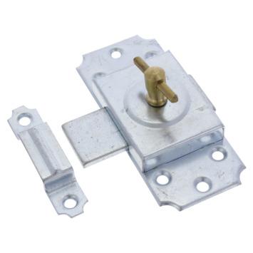 HANDSON Toiletschuif verzinkt 40 mm