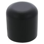 Handson meubeldop rond zwart 19 mm 4 stuks