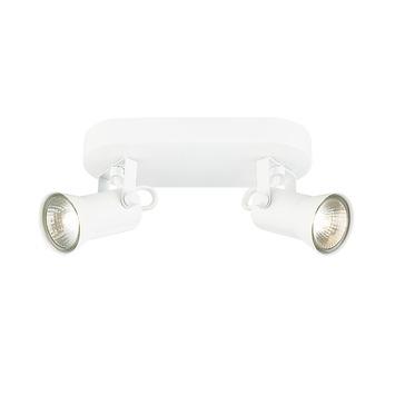 KARWEI spot Mic mat wit 2-lichts