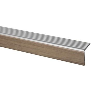 CanDo Traprenovatie Afwerklijst Burgos Truffel 5x130 cm