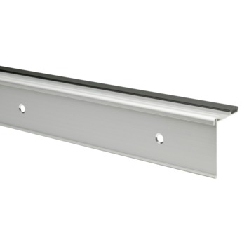 Flexxstairs Trapprofiel Deluxe Mat Zilver Aluminium 90 cm - 5 Stuks