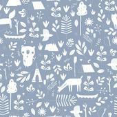 Baby Blauw Behang.Karwei Kinderbehang Kopen