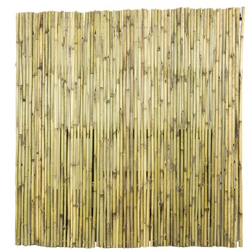 Bamboe Schutting naturel 25-28 mm 180x180 cm (rol)